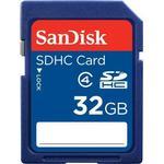 Hukommelseskort SanDisk SDHC Class 4 32GB