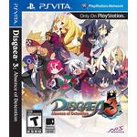 Playstation Vita spil Disgaea 3: Absence of Detention