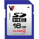 Hukommelseskort V7 SDHC Class 4 16GB