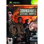 Xbox spil Commandos : Strike Force