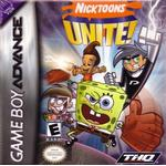 GameBoy Advance spil Nicktoons Unite!