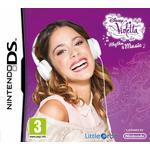 3+ Nintendo DS spil Disney Violetta: Rhythm & Music