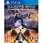 Saints row PlayStation 4 spil Saints Row 4: Re-Elected & Gat Out of Hell