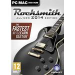Musik PC spil Rocksmith 2014 (incl. cable)