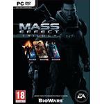 Samling PC spil Mass Effect Trilogy