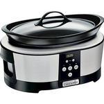 Slow Cooker Crock Pot 5,7 L Digital Slow Cooker