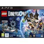 PlayStation 3 spil LEGO Dimensions: Starter Pack