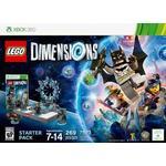 7+ Xbox 360 spil LEGO Dimensions: Starter Pack