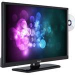 Indbygget DVD TV Luxor LED24HB