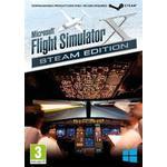 Flight simulator x PC spil Microsoft Flight Simulator X: Steam Edition