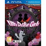 Playstation Vita spil Danganronpa: Another Episode - Ultra Dispare Girl
