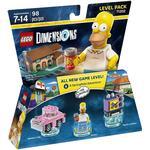 Spil tilbehør Lego Dimensions The Simpsons 71202