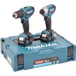 Makita 10.8v Boremaskiner og Skruemaskiner Makita CLX201SMJ