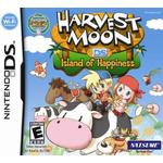 Nintendo DS spil Harvest Moon: Island of Happiness
