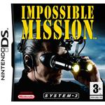 3+ Nintendo DS spil Impossible Mission