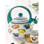 Tekande Villeroy & Boch French Garden Teapot 2L (87318) Tekande 2 L