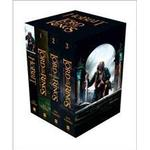 Lomme - Science Fiction & Fantasy Bøger The Hobbit And The Lord Of The Rings: FTI Boxed Set (Pocket, 2014), Pocket
