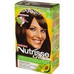 Hårfarve Garnier Nutrisse Cream 4.3