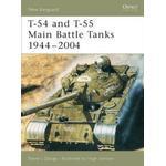 T-54 and T-55 Main Battle Tanks 1944-2004 (Pocket, 2004), Pocket