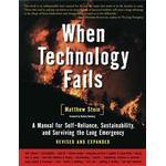 When Technology Fails (Pocket, 2008), Pocket