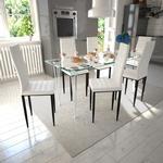 Spisebordssæt vidaXL 271692 Spisebordssæt