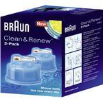 Barbergrej Braun Clean &Renew CCR2 2-pack