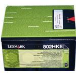 Lexmark 80C2HKE (Black)