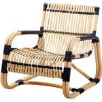 Møbler Cane-Line Curve Lænestol