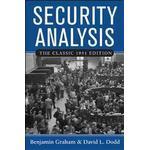 Security Analysis (Inbunden, 2004), Inbunden