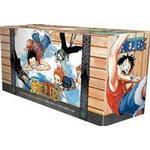 Hæftet - Komiske- & Grafiske noveller Bøger One Piece (Häftad, 2014), Häftad