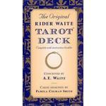 Original Rider Waite Tarot Deck (Häftad, 1999), Häftad