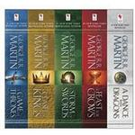 George R. R. Martin's A Game of Thrones 5-Book Boxed Set (Song of Ice and Fire Series) (E-bok, 2015), E-bok