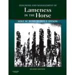 Diagnosis and Management of Lameness in the Horse (Inbunden, 2010), Inbunden