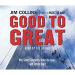 Good to Great (Ljudbok CD, 2005), Ljudbok CD