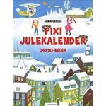 Pixi julekalender (Inbunden, 2012)