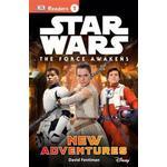 Star Wars: The Force Awakens: New Adventures (Häftad, 2015), Häftad