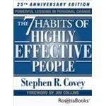 7 Habits of Highly Effective People, E-bog
