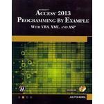 Microsoft Access 2013 Programming by Example with VBA, XML, and ASP (Pocket, 2014), Pocket