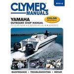 Clymer Manuals Yamaha Outboard Shop Manual (Pocket, 2014), Pocket