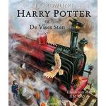 Harry potter illustreret Bøger Harry Potter og de vises sten, Hardback
