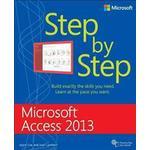 Microsoft Access 2013 Step by Step (Häftad, 2013), Häftad