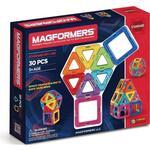 Legetøj Magformers Rainbow 30 Dele - magnetbyggesæt