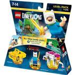 Spil tilbehør Lego Dimensions Adventure Time Level Pack 71245