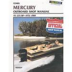 Mercury Outboard Shop Manual (Pocket, 1987), Pocket