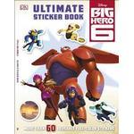 Big Hero 6 Ultimate Sticker Book (Häftad, 2014), Häftad