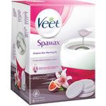 Voks Voks Veet Spawax Stripeless Wax Warming Kit
