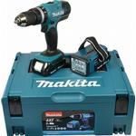 Makita 18v 1,5ah Boremaskiner og Skruemaskiner Makita DHP453RYLJ