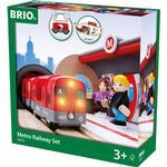 Brio Metro Togbane 33513