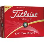 Golfbolde Titleist DT TruSoft (12 pack)