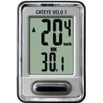 Cykelcomputer Cykelcomputer Cateye Velo 7 CC-VL520